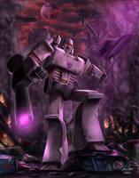 Transformers - Megatron Victorious