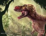 Tyrannosaur rex - Fresh Kill
