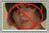 Anti Justin Beiber stamp by MimitheEchidna1