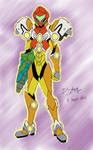 Samus Aran Light Suit