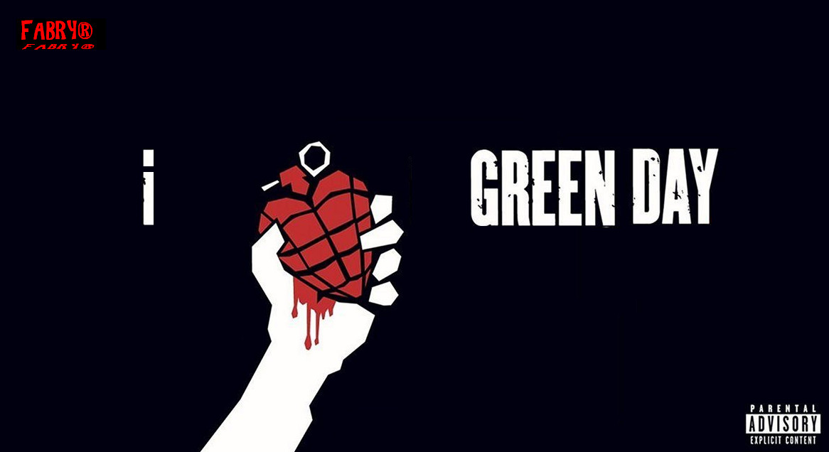Green day's wallpaper granade by myfamilysmistake