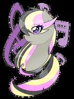 Rainbow Power - Octavia by linamomoko