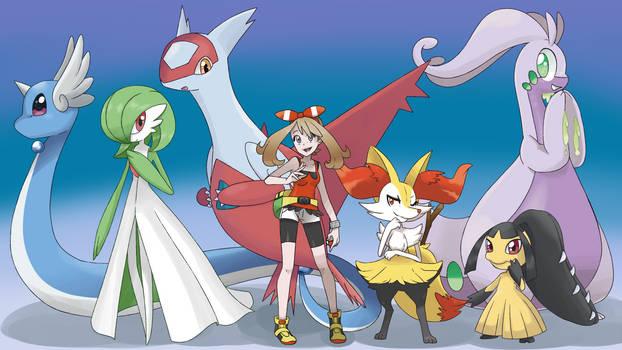 Pokemon Team ORAS