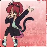 Happy Birthday Grethe_B!