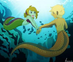 Eel Kenny and Karen