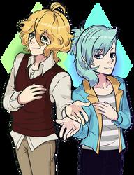 Natsuki and Ai