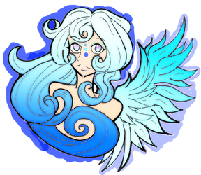 Queen of the Skies Recolor
