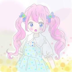 Kawaii OjyoSan by Anzel-X