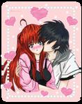 Valentine Day Kiss
