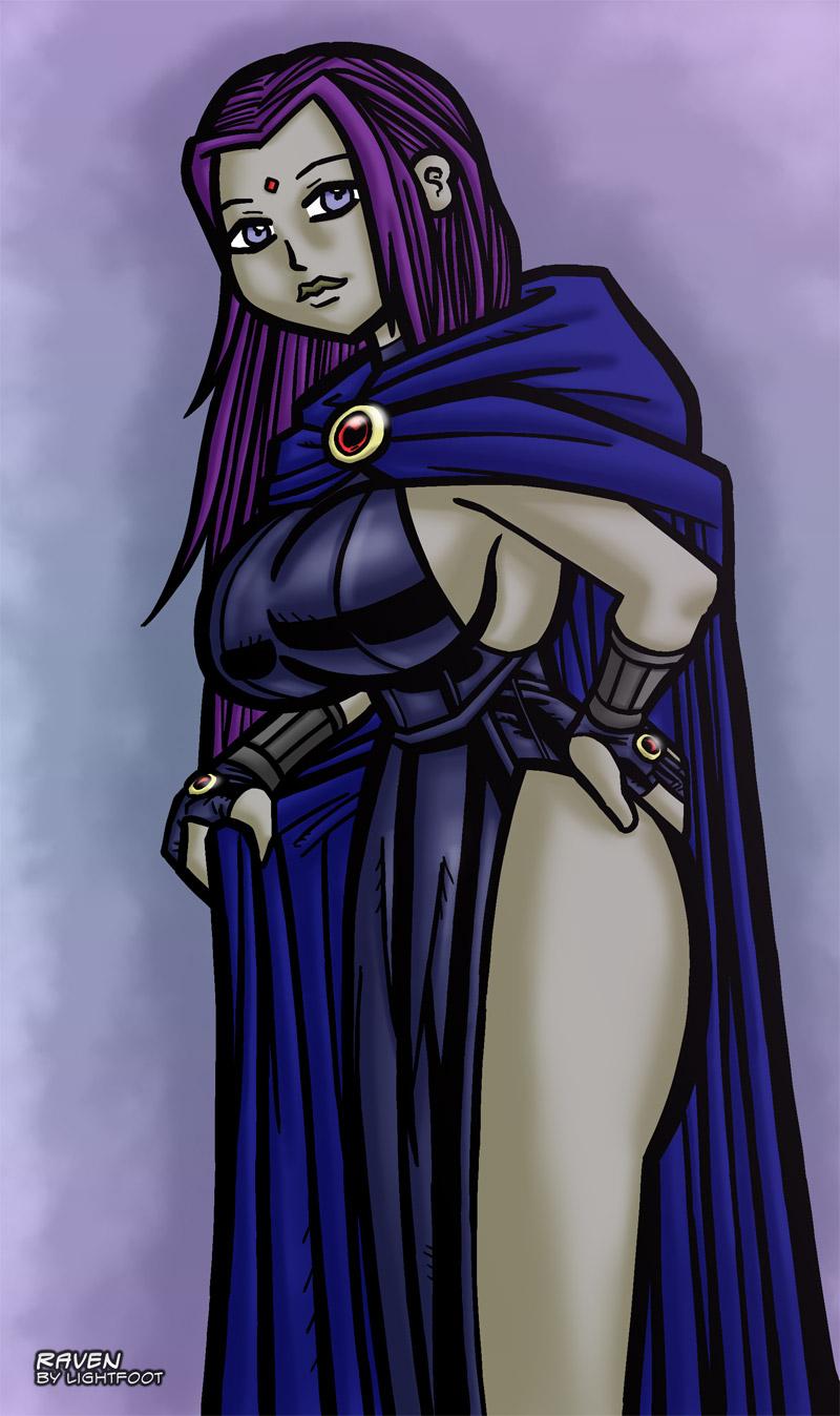 Raven Adult 25