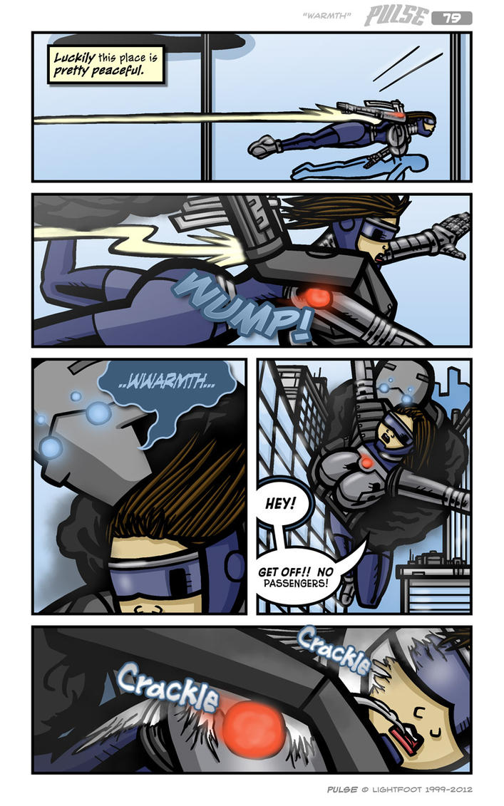 Pulse 079 by lightfootcomics