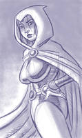 Nevermore by lightfootcomics
