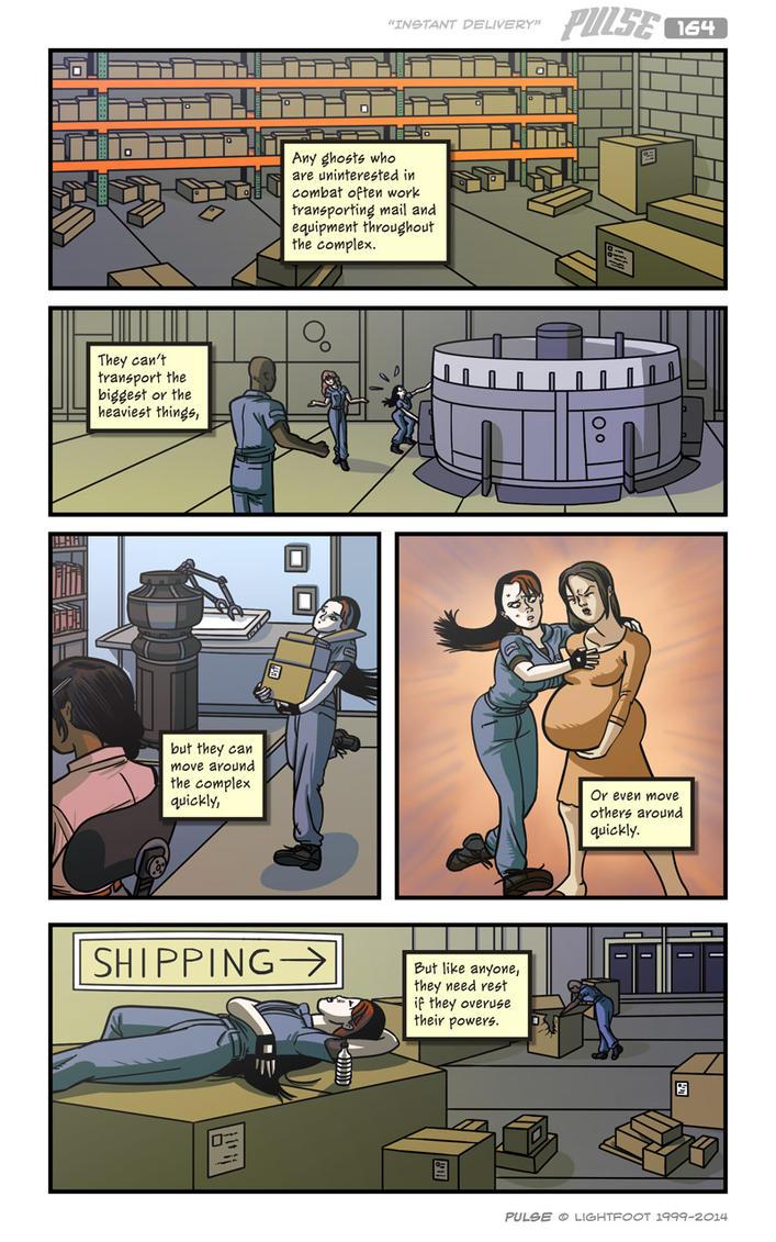 Pulse 164 by lightfootcomics