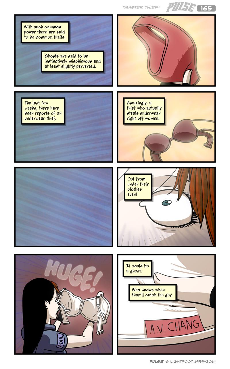 Pulse 165 by lightfootcomics
