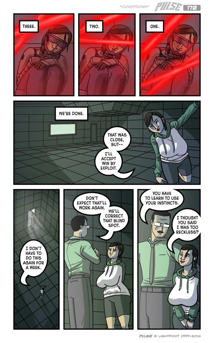 Pulse 170 by lightfootcomics