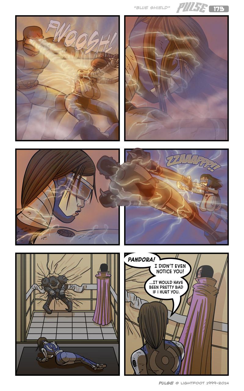 Pulse 173 by lightfootcomics