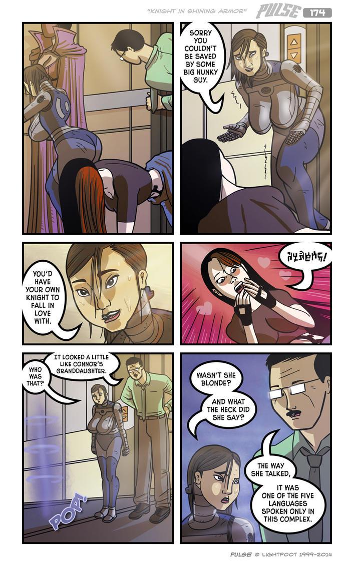 Pulse 174 by lightfootcomics