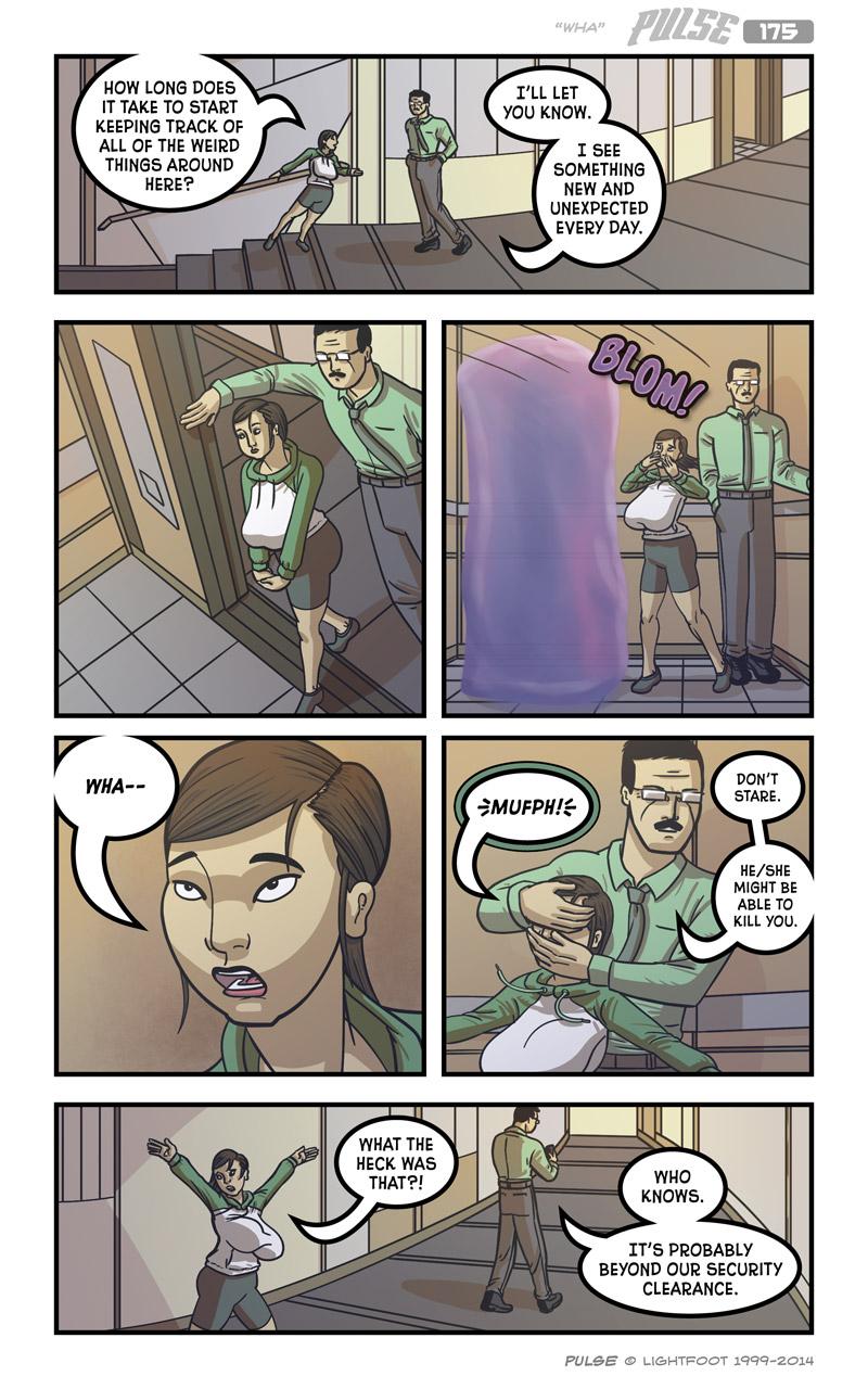 Pulse 175 by lightfootcomics