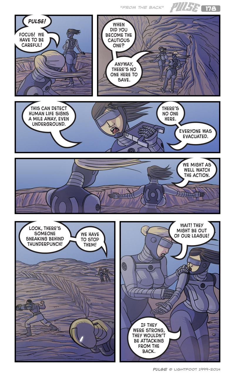 Pulse 178 by lightfootcomics
