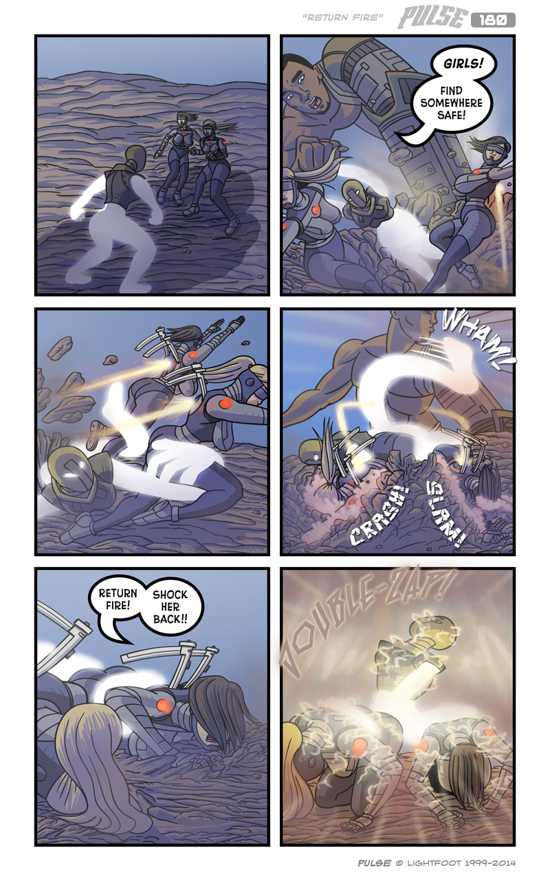 Pulse 180 by lightfootcomics