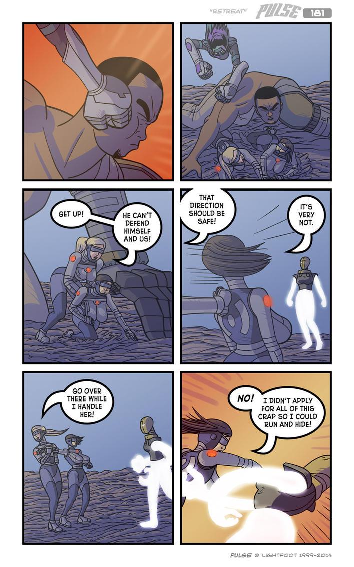 Pulse 181 by lightfootcomics