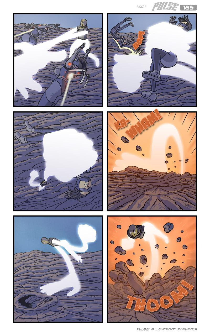 Pulse 183 by lightfootcomics