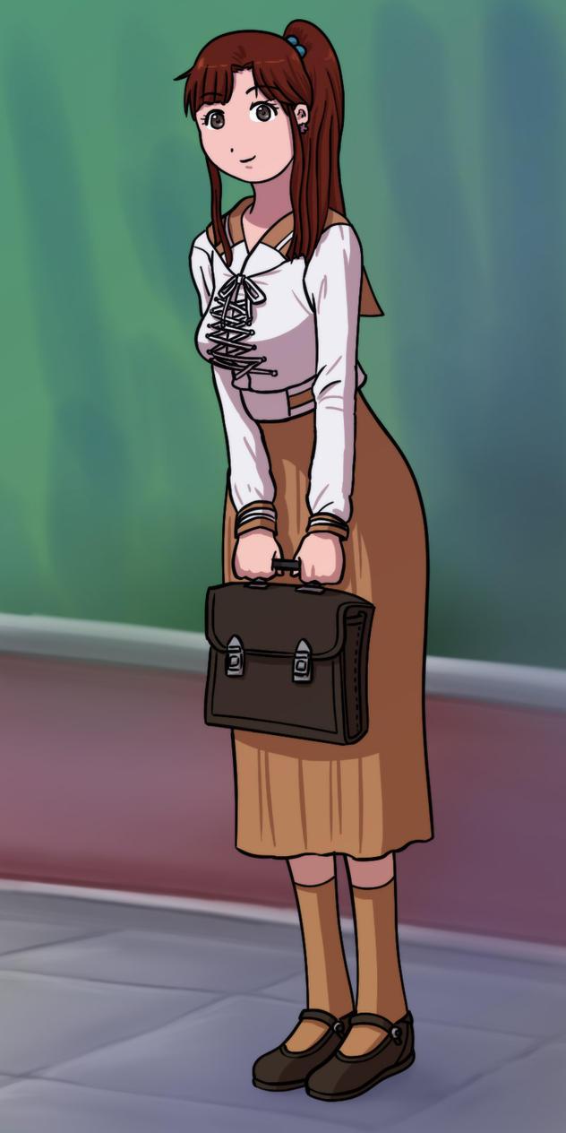 Sailor Number Five by lightfootcomics