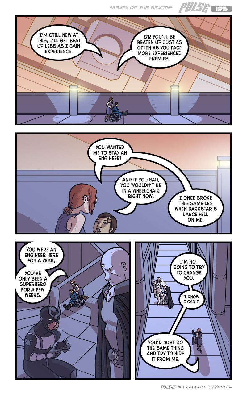 Pulse 193 by lightfootcomics