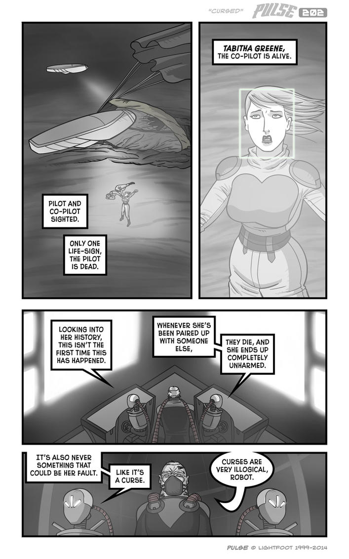 Pulse 202 by lightfootcomics