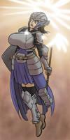 Mana Knight by lightfootcomics