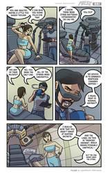 Pulse 231 by lightfootcomics