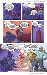 Pulse 321 by lightfootcomics