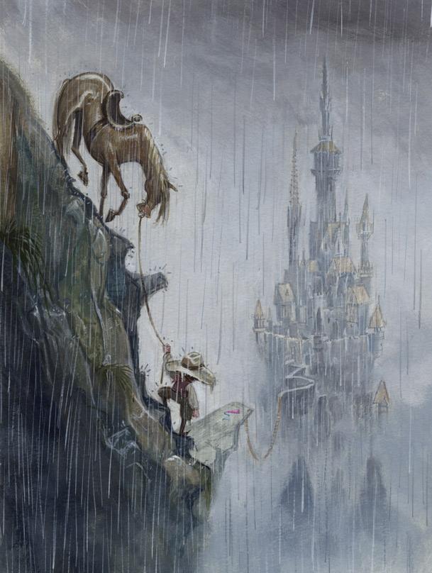 Castle by T-U-L-P