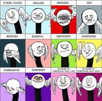Thomas - Expression Meme by A-Mellifera