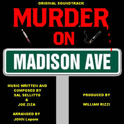 Murder on Madison Ave. Album by orion24
