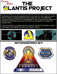 The Atlantis Project by orion24