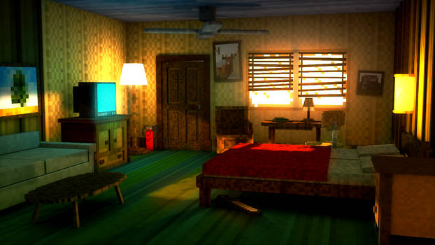The Motel Room