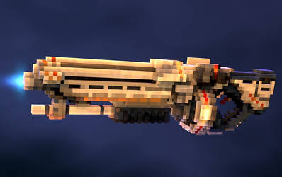 Pixel ShotGun