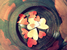 ...Hearts in a Jar by JessiHo