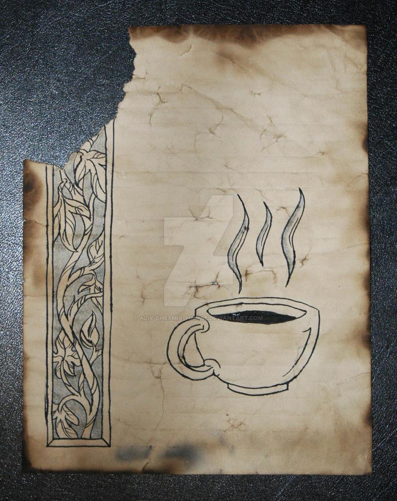 Coffee Shop by aliy-chexmix-yummie