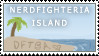 Nerdfighteria Island stamp by DalieLove