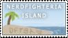Nerdfighteria Island stamp by DalieLove