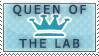 Queen of the Lab by DalieLove