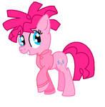 Pinkie Pie as Amy