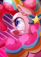Rainbow Power: Pinkie Pie by Zoiby