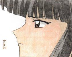 .::Kikyo: A Gift::. by lolita-stocking