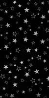 Star Texture 24: Black