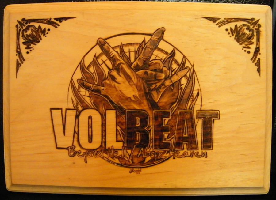 Volbeat By JayRandall On DeviantArt