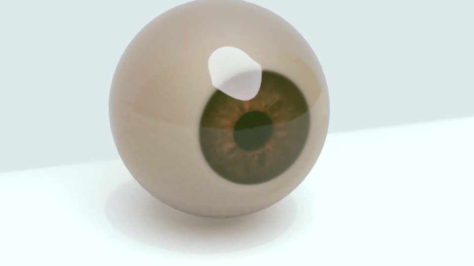 Olivia Eye test by theblacklotus92