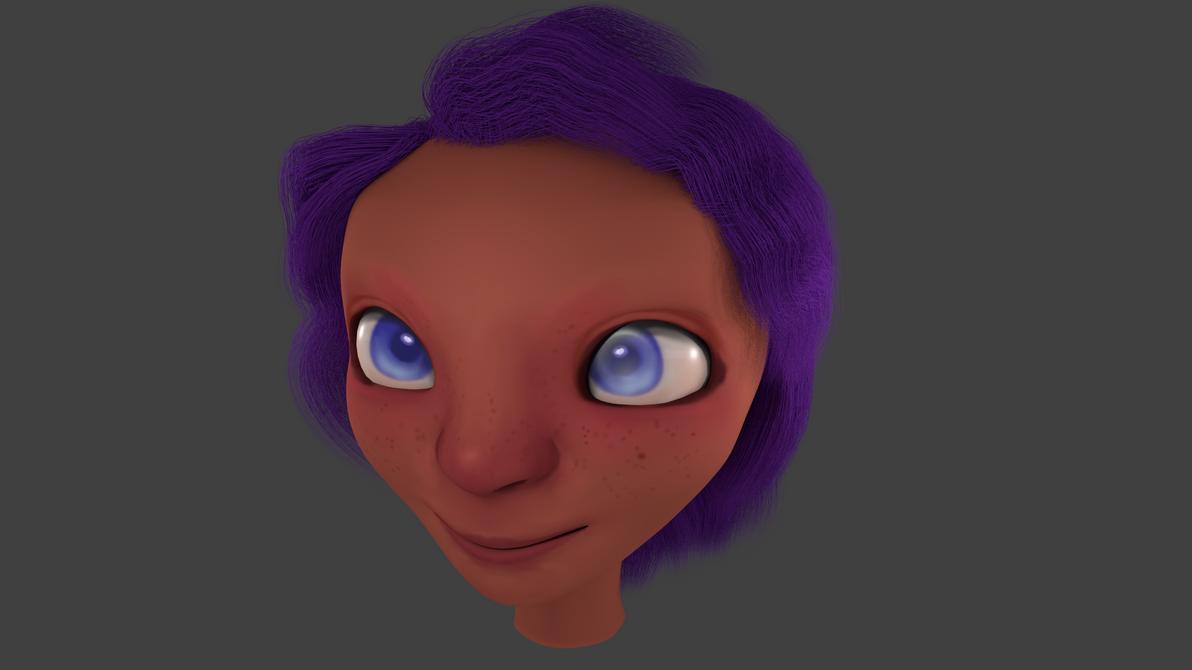 Girl001 Hair by theblacklotus92